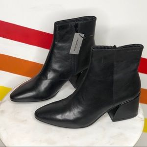 NEW Vagabond leather booties size 37